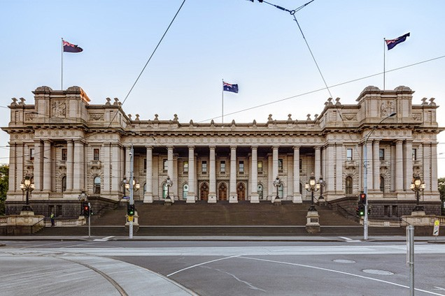 Victorian Parliament House HVAC Project | Fraser & Mountain