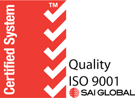 F&M Commercial Maintenance ISO9001 Quality & AS 4801 Health & Safety accredited